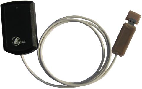 Купить Считыватель настольный PR-01 USB