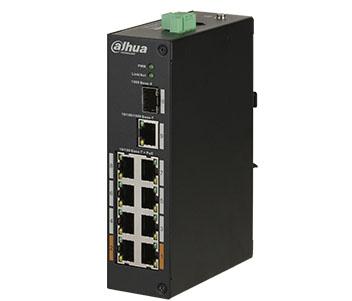 Купить Коммутатор DAHUA POE PFS3005-4P-58 4-портовый неуправляемый