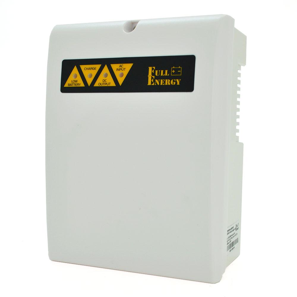 Купить Импульсный источник бесперебойного питания BBGP-125 (пластиковый корпус, под аккумулятр 7Ah)