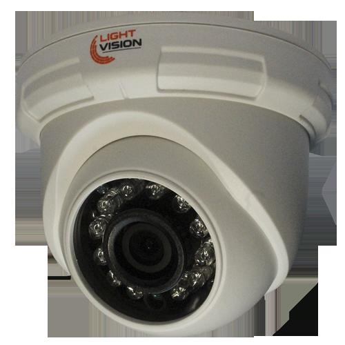 Купить Видеокамера купольная внутренняя  1МП CVI/AHD/TVI/Аналог VLC-1128DM