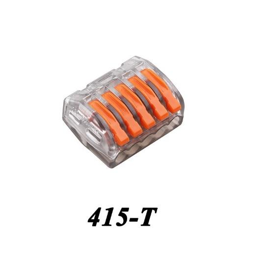 Купить Разъем для подключения проводки PCT-415-T, 5- pin