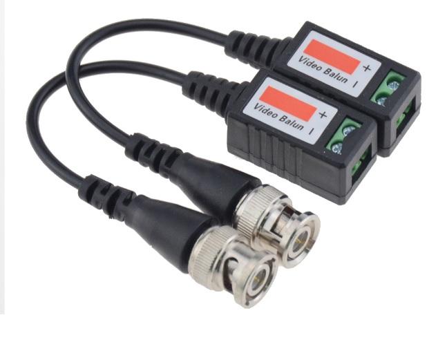 Купить Пассивный приемопередатчик видеосигнала NVL-202 AHD/CVI/TVI, 720P/1080P - 600/200 метров, цена за пару, Q100