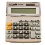 Купить Калькулятор офисный мини MS-808V, 27 кнопок, белый, размеры 140*110*25 мм, Box