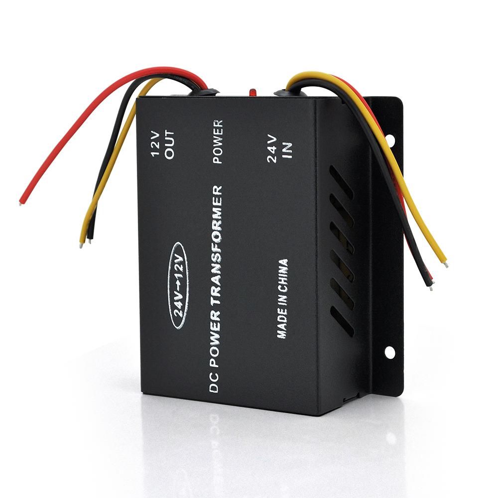 Купить Инвертор напряжения IPS-600S, 300Вт, 12/220 с правильной синусоидой, 1 евророзетка, клемы + провода