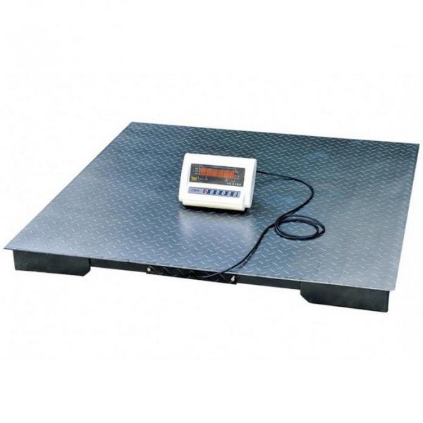 Купить Весы промышленные электронные TCS-3000 (3000кг) со счетчиком, размер платформы 1,2*1,5м
