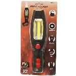 Купить Фонарик RG 813 аварийный фонарь, LED и COB режимы, питание  3* ААА,  АЗУ, СЗУ, Blister