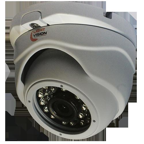 Купить Видеокамера купольная уличная  1МП CVI/AHD/TVI/Аналог VLC-4128DM