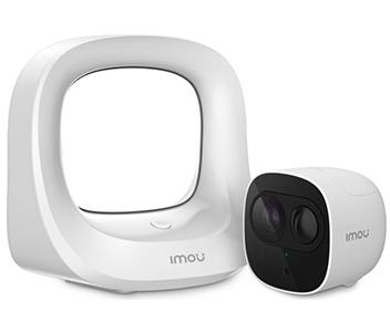 Купить 4 МП цилиндрическая Wi-Fi видеокамера  с SD картой DH-IPC-HFW1435SP-W