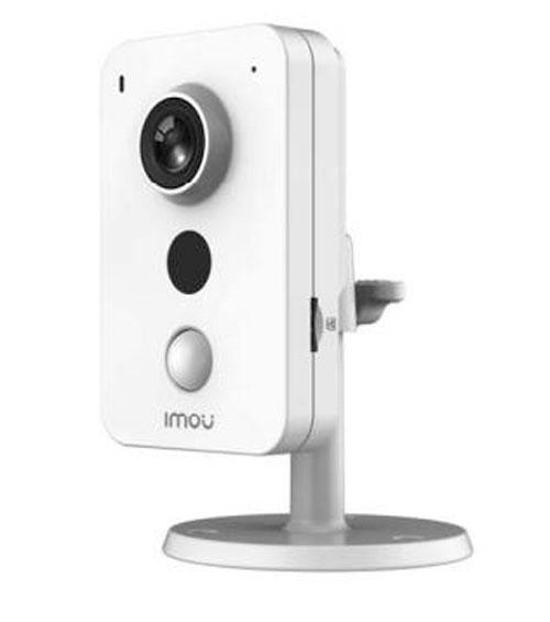 Купить 2МП IP купольная уличная/внутр  видеокамера со звуком и SD картой DH-IPC-HDBW4231FP-AS-S2 (2.8 мм)