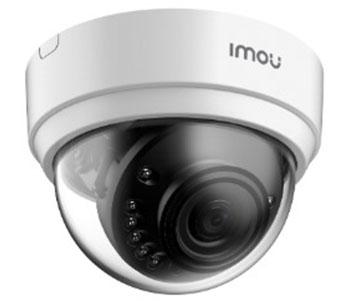 Купить 4 МП кубическая Wi-Fi видеокамера  с SD картой и звуком DH-IPC-C46P