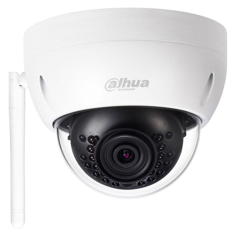 Купить 6MП купольная  уличн/внутр  видеокамера cо звуком и  с SD картой DH-IPC-HDW4631EMP-ASE (2.8 мм)