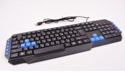 Купить Клавиатура проводная MM007, USB, (Eng / Pyc), Box