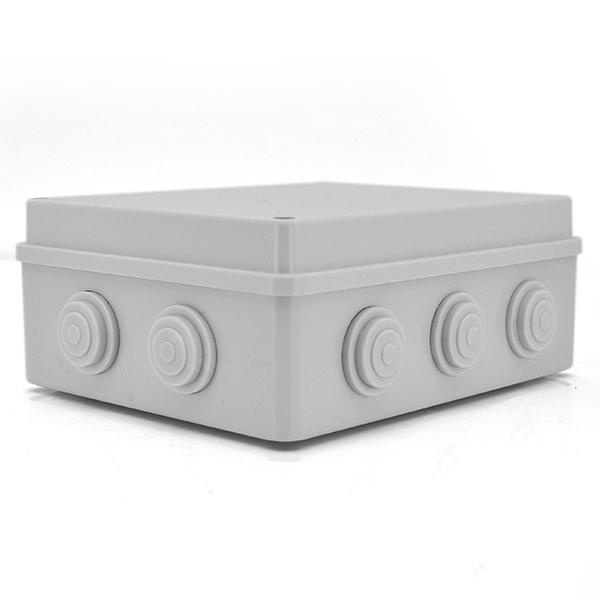 Купить Коробка распределительная наружная 150x110x90 IP55 цвет белый