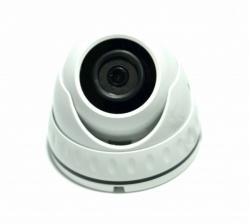 Купить 2,2МП камера купольна SPARTA SPPE20SR20a (аудио канал, встроенный микрофон /ИК подсветка 20м / обьектив 3,6 мм)