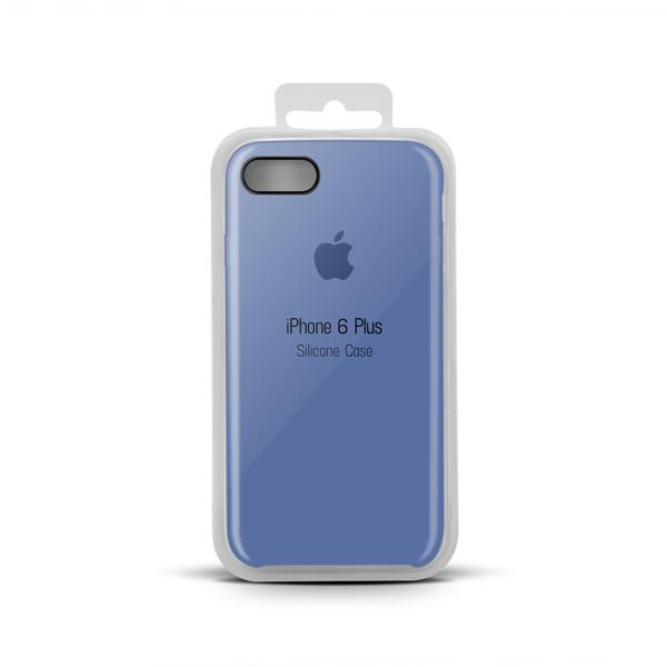 Купить Apple Silicone Case for iPhone X copy (3) ocean blue