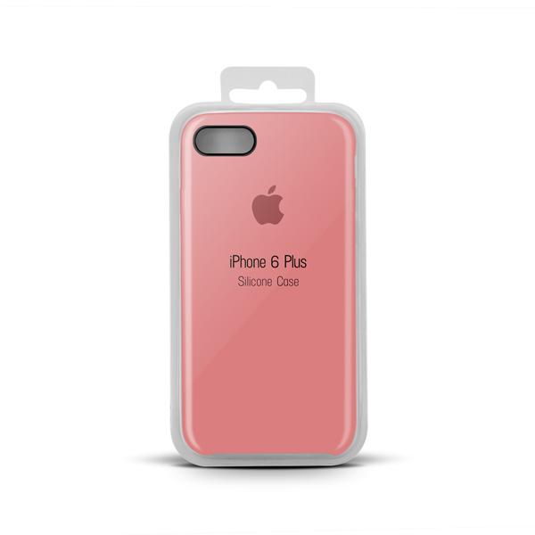 Купить Apple Silicone Case for iPhone X copy (12) flamingo