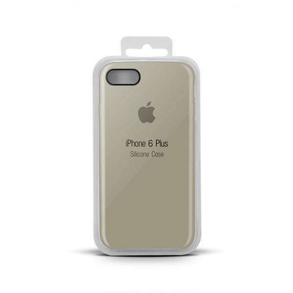 Купить Apple Silicone Case for iPhone X copy (23) gray