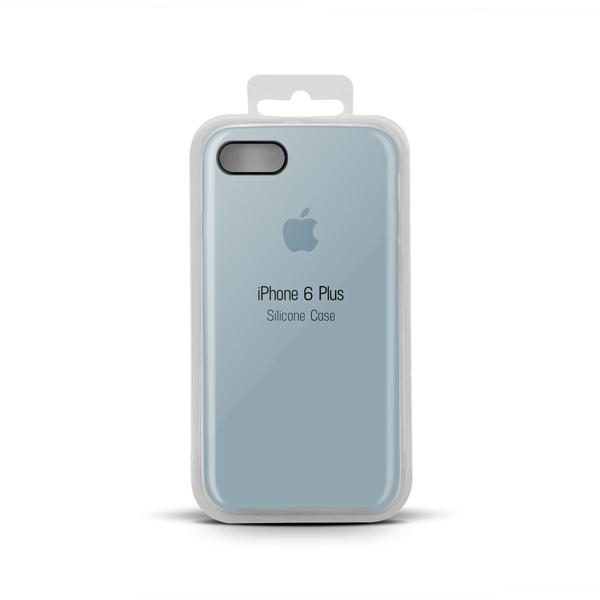 Купить Apple Silicone Case for iPhone X copy (26) slategray