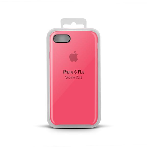 Купить Apple Silicone Case for iPhone X copy (30) rose