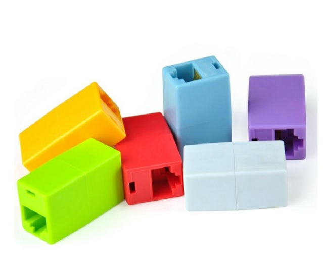 Купить Патч-корд литой RITAR, CCA, UTP, RJ45, Cat.5e, 5m, cиний Q150