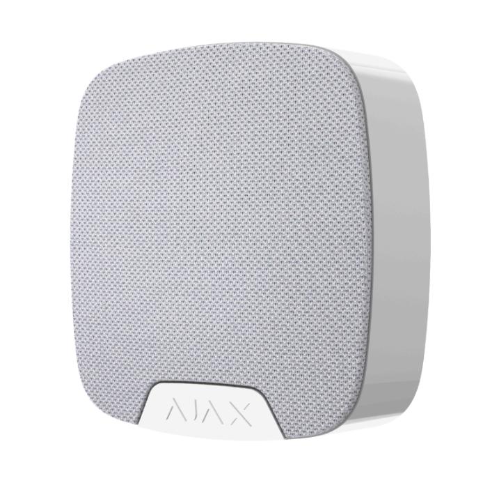 Купить Беспроводная внутренняя сирена Ajax HomeSiren white