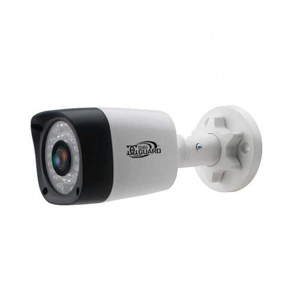 Купить Камера 2.1 МП AHD/CVI/TVI/CVBS уличная цилиндрическая материал пластик DigiGuard DG-200WEF5-T2M (3.6 мм)