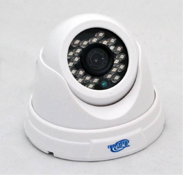 Купить Камера 2.1 МП AHD/CVI/TVI/CVBS внутренняя купольная видеокамера DigiGuard DG-41220 (3.6 мм)