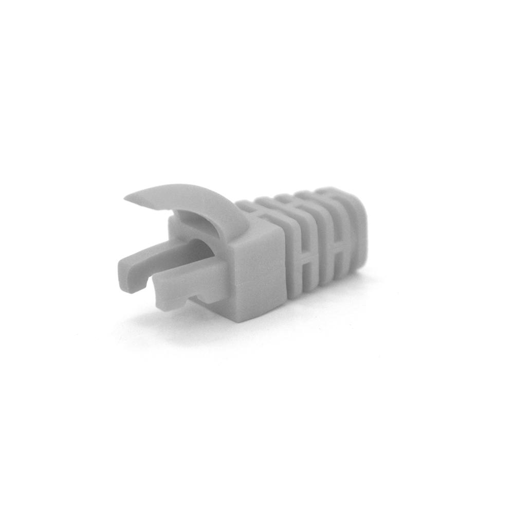 Купить Патч-корд литой RITAR, UTP, RJ45, Cat.5e, 3m, серый, Cu (медь) Q100