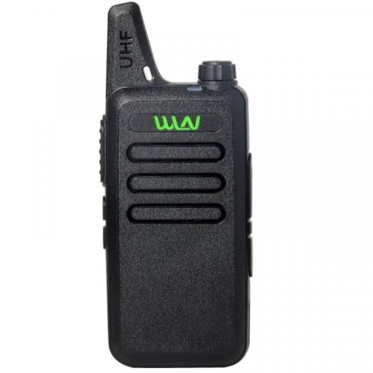 Купить Беспроводная рация Wlan kd-c1, корпус пластмасс, частота 400-470MHz, Black, BOX