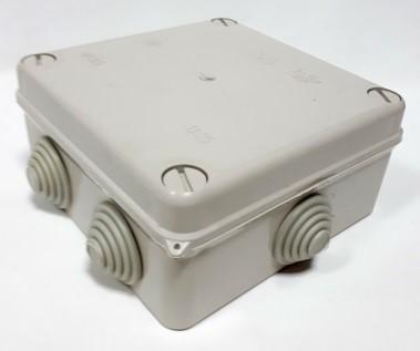 Купить Коробка распределительная наружная Т350 285Х201Х120 IP66 OBO Bettermann цвет белый
