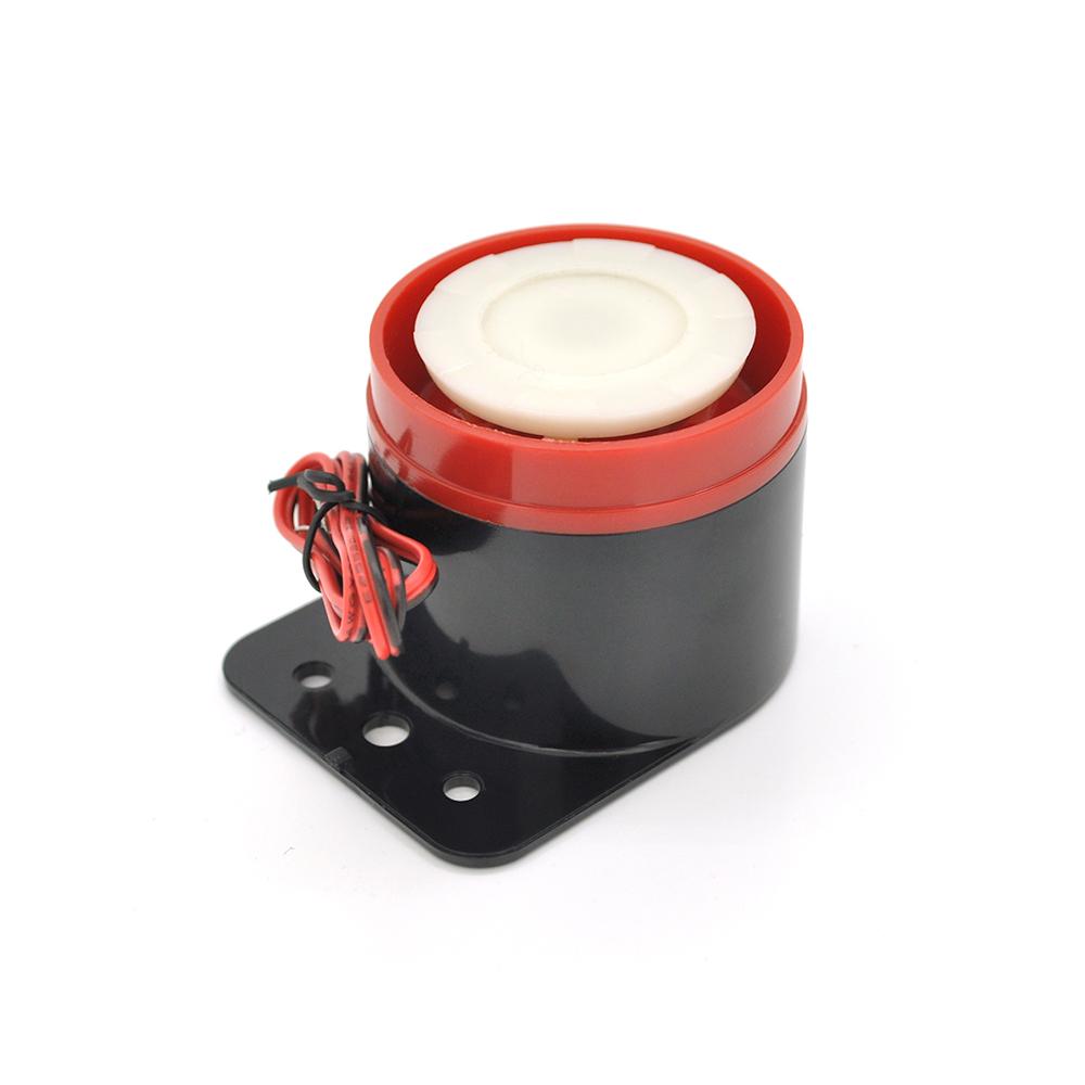 Купить Сирена HND-402 YOSO 120дБ, 6-12В (51*51*50) 0,06кг
