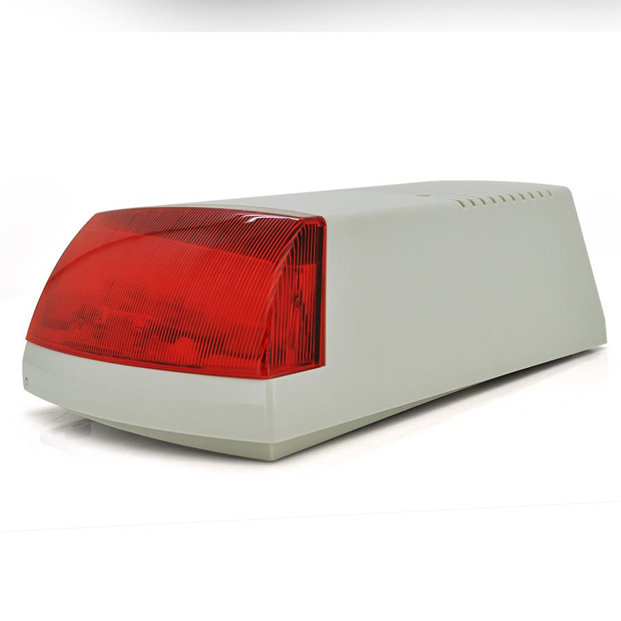 Купить Сирена HND-105 YOSO 120дБ, 50Вт, световая индикация, 13,8-14В (285*198*102) 1,48 кг