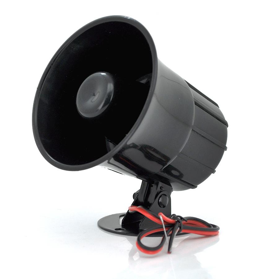 Купить Сирена ES-626 YOSO 110дБ, 15 Вт, 6-12 В (110*110*113) 0,26 кг