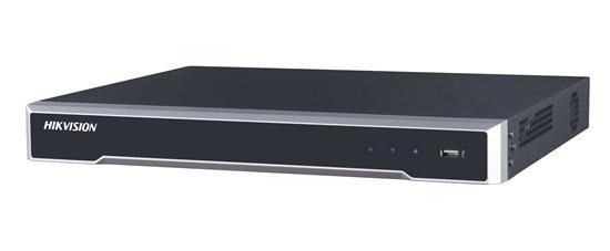 Купить 16-канальный 4K сетевой видеорегистратор Hikvision DS-7616NI-K2