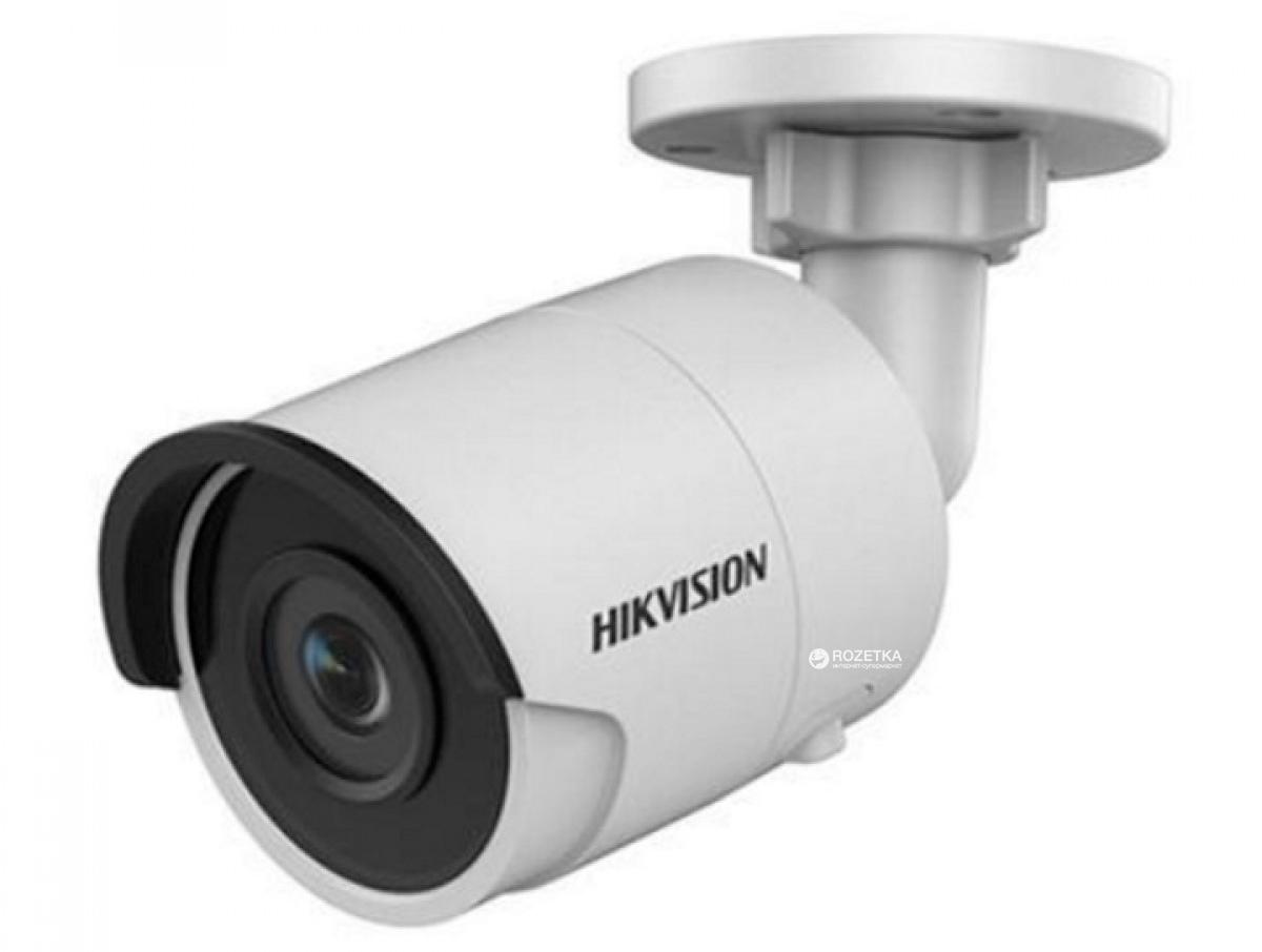 Купить 3 МП IP купольная уличная/внутр  видеокамера DS-2CD2035FWD-I (4мм)