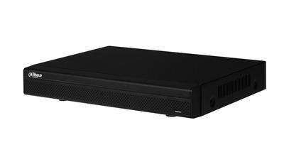 Купить 4-канальный PОE видеорегистратор в металлическом  корпусе  DH-NVR1A04HS-4P