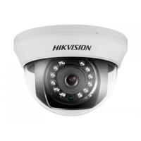 Купить 1MP Камера купольная Hikvision DS-2CE56C0T-IRMM (2.8 мм)