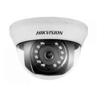 Купить 1MP Камера купольная Hikvision DS-2CE56C0T-IRMM (3.6 мм)