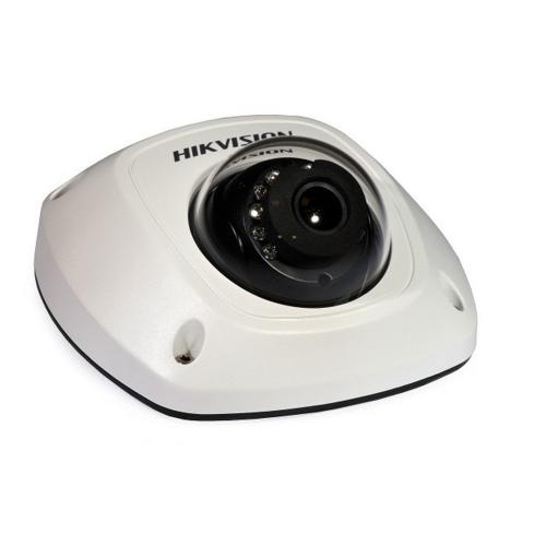 Купить 2МП камера цилиндрическая Hikvision DS-2CD1021-I (4 мм)