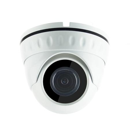 Купить 2MP камера купольная корпус металл AHD/HDCVI/HDTVI/Analog (1920*1080P MERLION(обьектив 3.6мм/ИК подсветка 20м)