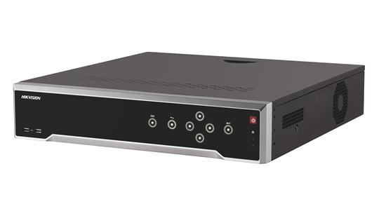 Купить 8-ми канальный IP видеорегистратор Hikvision DS-7608NI-K1