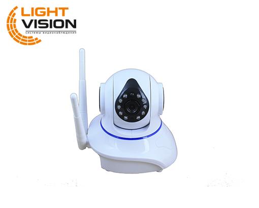 Купить Поворотная IP-видеокамера Light Vision VLC-7205S