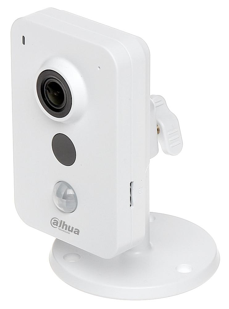 Купить 3 МП цилиндрическая  Wi-Fi видеокамера  с SD картой DH-IPC-HFW1320S-W (3,6 мм)