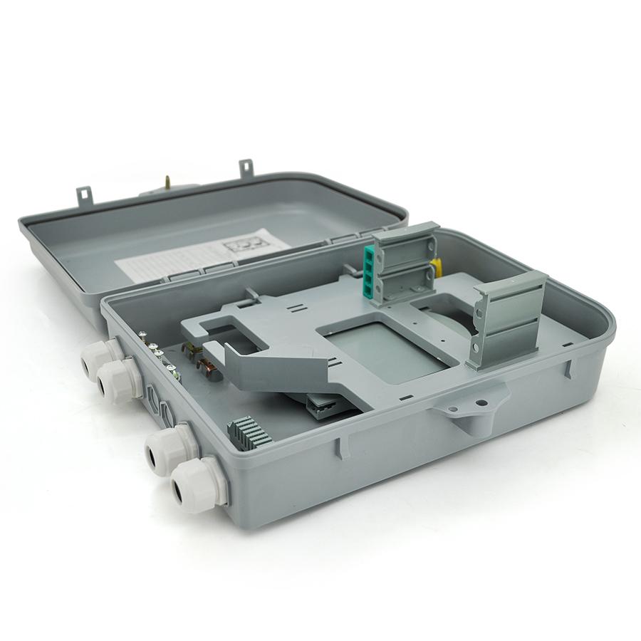 Купить PON - box универсальный 16/24-канальный, термоусадка, ключи, стяжки, крепления на стену