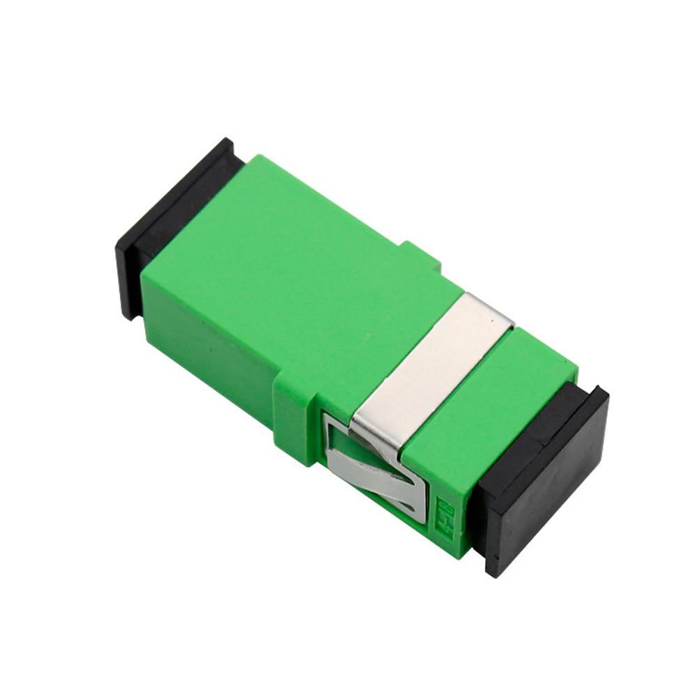 Купить Адаптер оптический Соединение SC \/ APC-SC \/ APC SIMPLEX, в пачке по 50 штук Q50