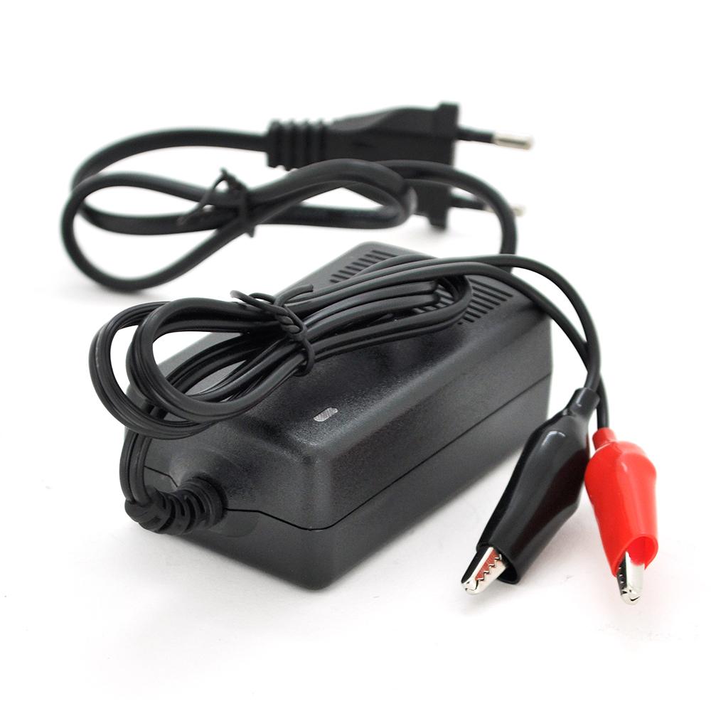 Купить Зарядное устройство для аккумулятора 12V/1.5A
