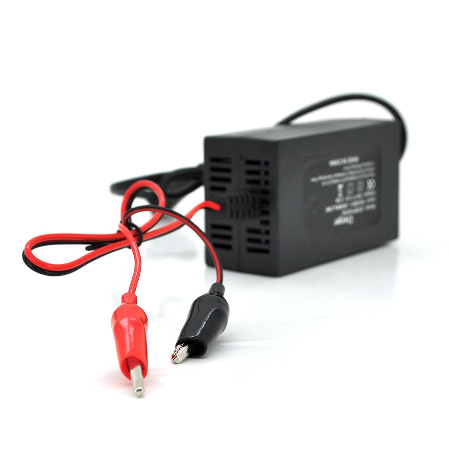 Купить Зарядное устройство для аккумулятора с индикатором 12V/2A