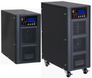 Купить ИБП On-Line TOWER HT1106L 6KL (6 kVA \/ 6 kW, зарядное у-во 192- 288 В, до 12A, выход - клемм. колодка) - NEW!
