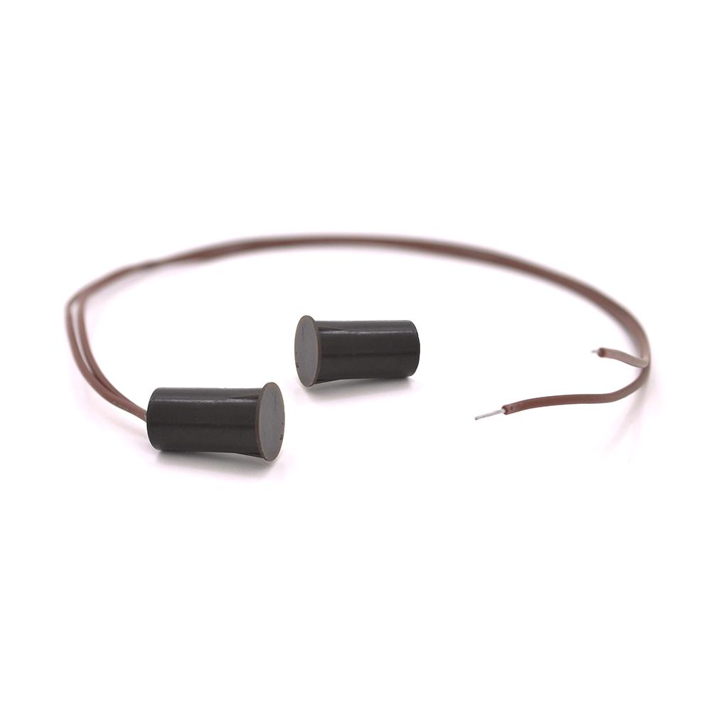 Купить Извещатель магнито-контактный, накладной, металлический для бронированной двери