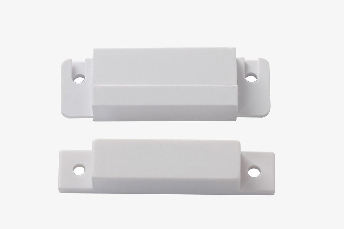 Купить Проводной магнитоконтактный датчик (геркон) Геркон CS-03B (для дверей или окон. Без провода. Контакт NC)